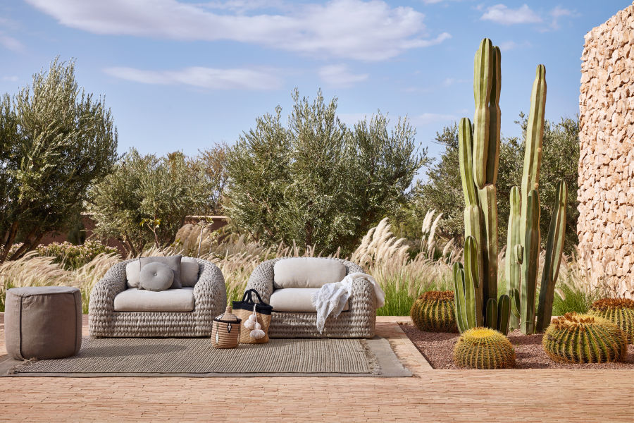 Showroom HOMA - expo mobilier, luminaire et décoration In & Outdoor