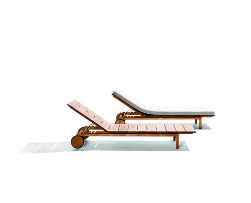chaise longue KOS