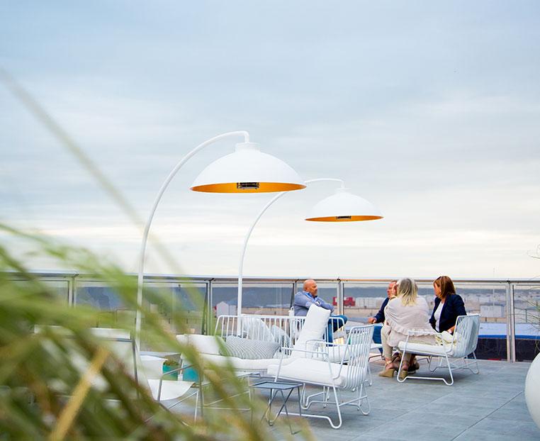 dome chauffant heatsail