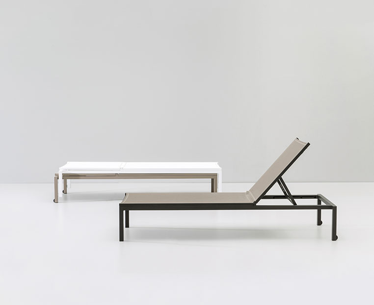 chaise longue via lanscape