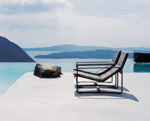 chaise relax Neutra tribu