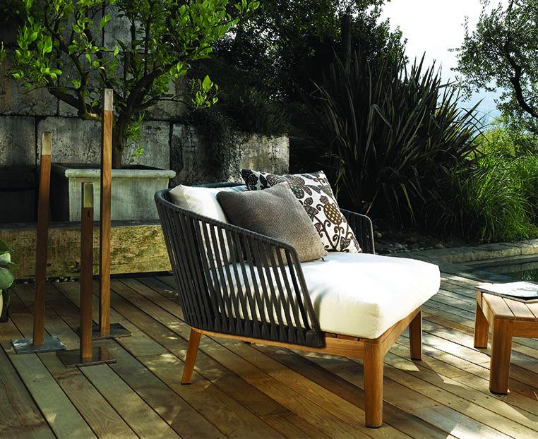 Fauteuil Lounge MOOD De La Marque TRIBÙ I HOMA84.COM