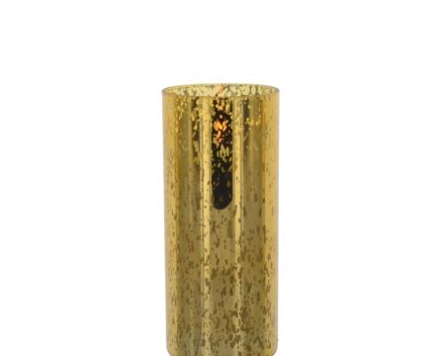 bougie-cire-luminara-8x18-cm-photophore-verre-mercurise-or-350-heures-2