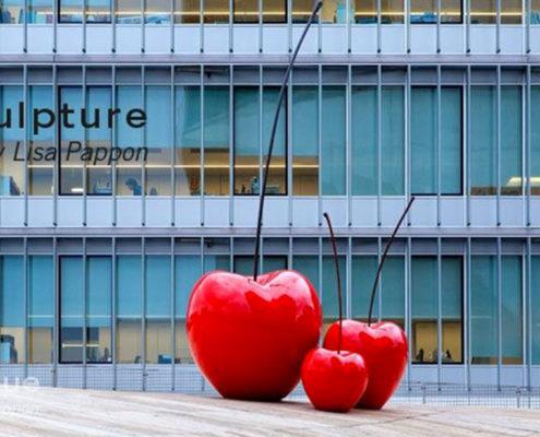 cherrysculpture_bull_and_stein