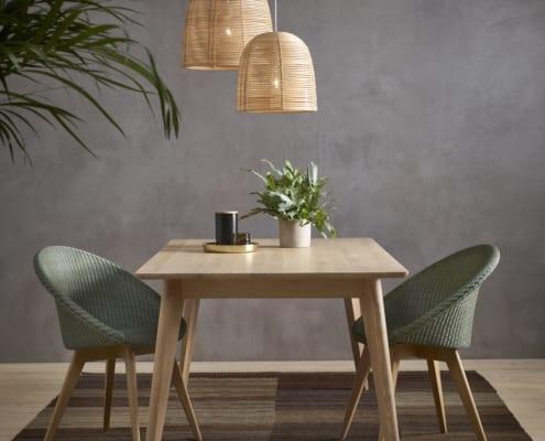 table de repas dan-joe-dining-chair-oak-base-dan-dining-table