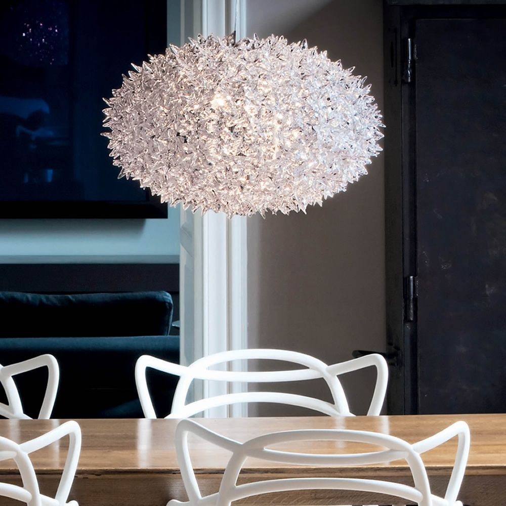 bloom-o-lampe-a-suspension-kartell-transparent-m