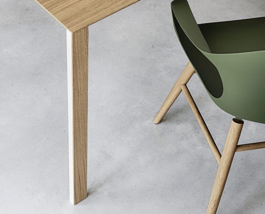 table thin-k kristalia