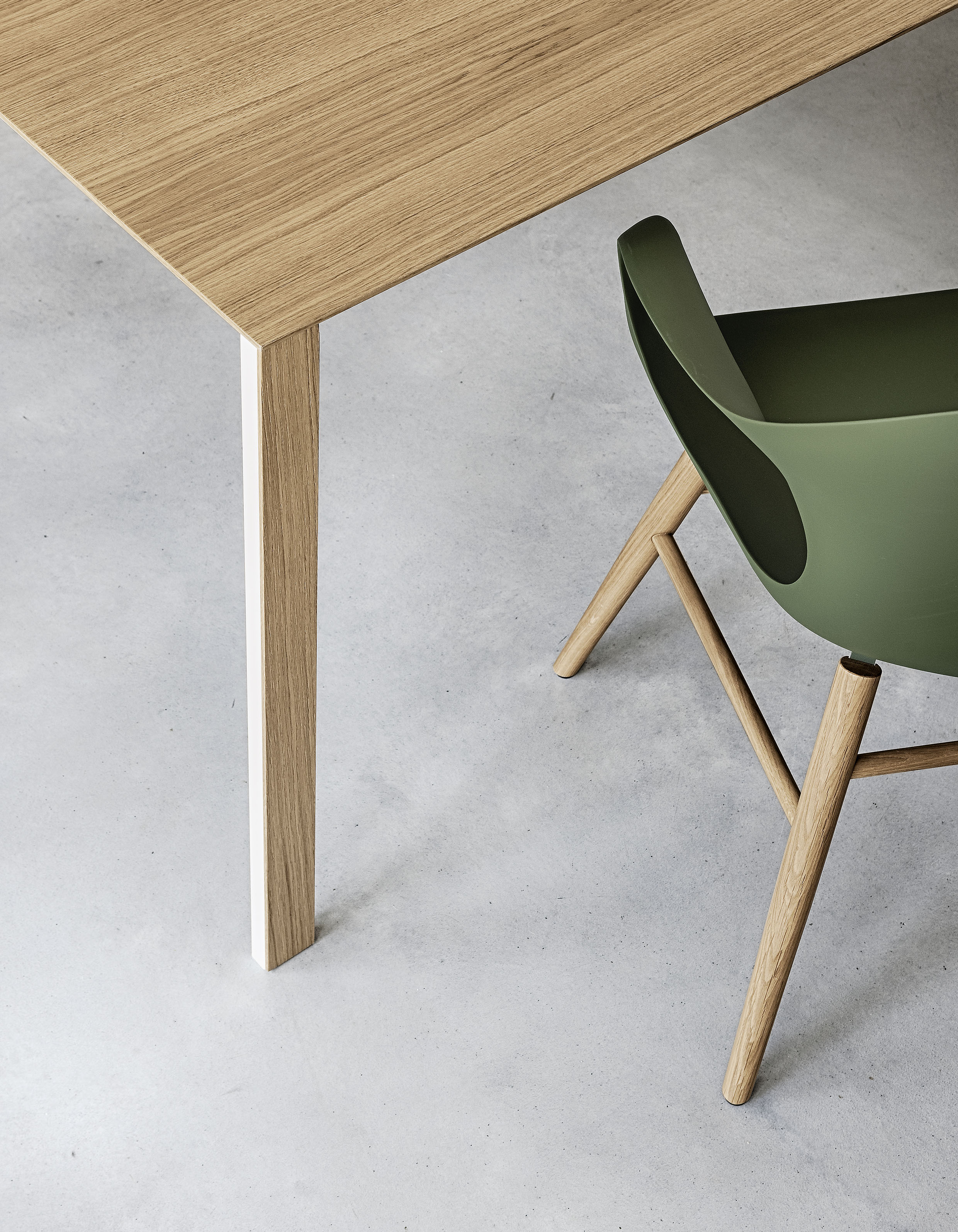 table thin-k kristalia