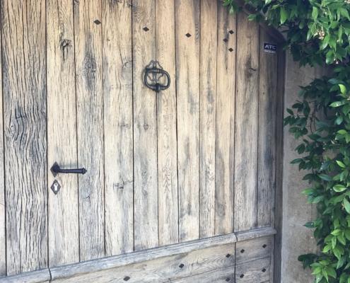 porte antique goult