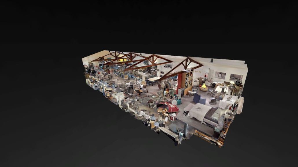 visite virtuelle 360° HOMA84