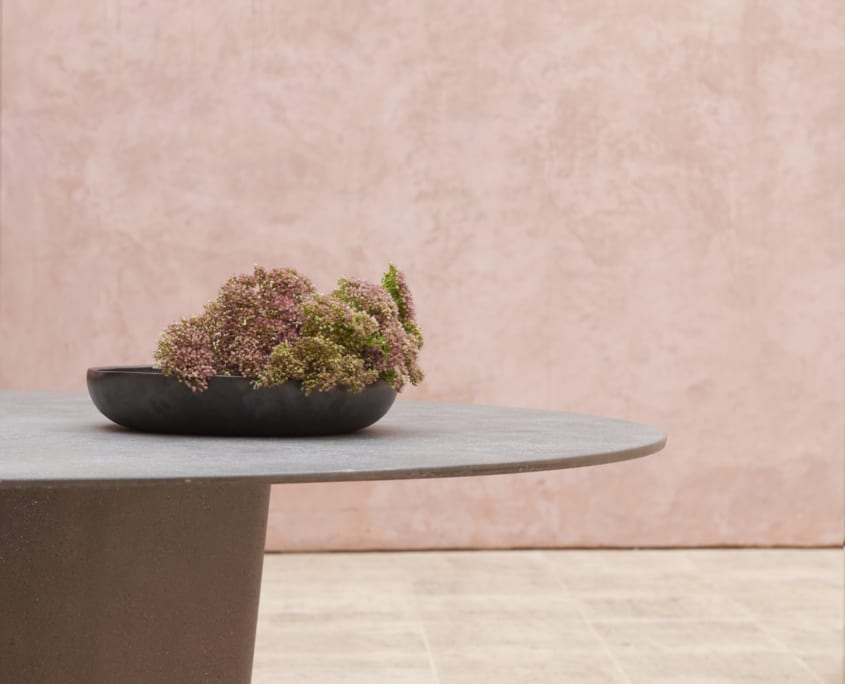 Tao dining table _homa Coustellet