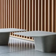 table basse tao concrete tribu