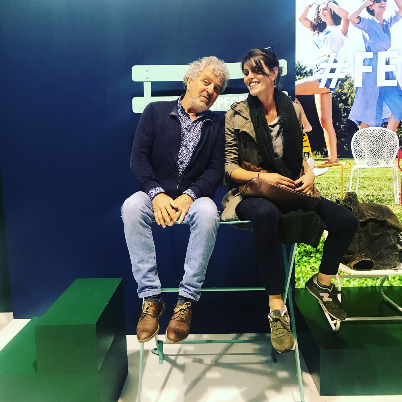 Michel Lecina & Aurore Ferrand