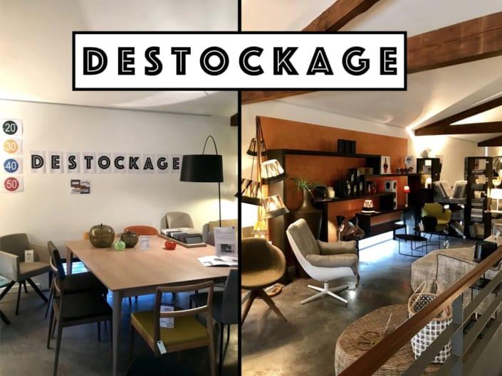 DESTOCKAGE HOMA