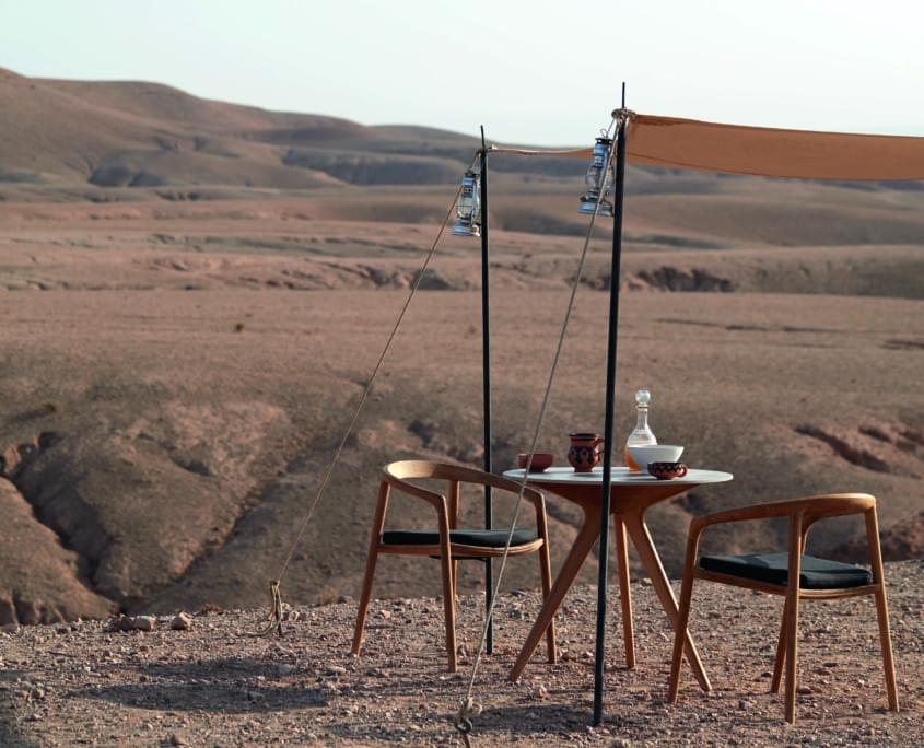 table de repas Torsa