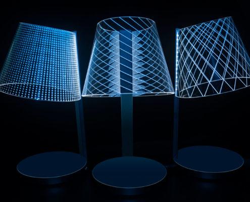 Lampe charge mobile par induction - 169€90